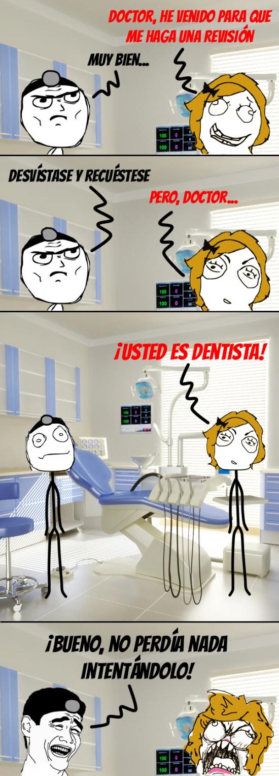 Mix - Intentos desesperados de un dentista