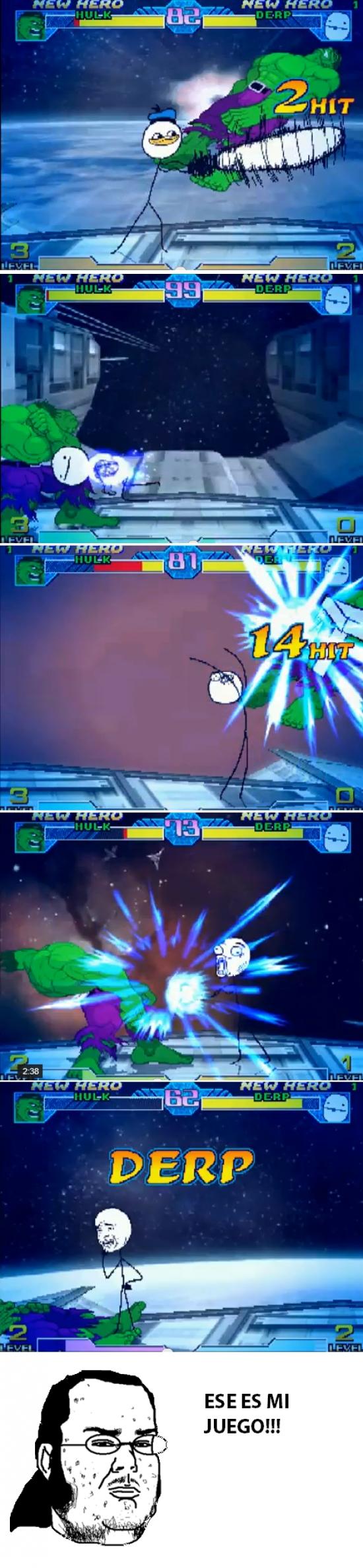 Friki - Los memes llevados a un videojuego de lucha, épico