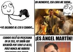Enlace a El retorno de Ángel Martín por todo lo alto @angelmartin_nc
