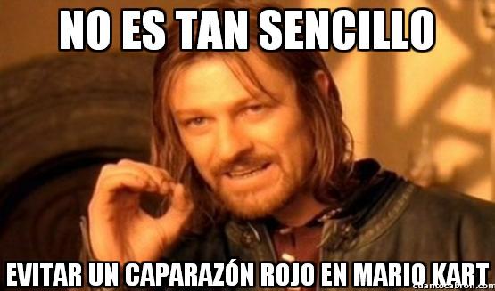 Boromir - No digo que sea imposible, digo que no es sencillo