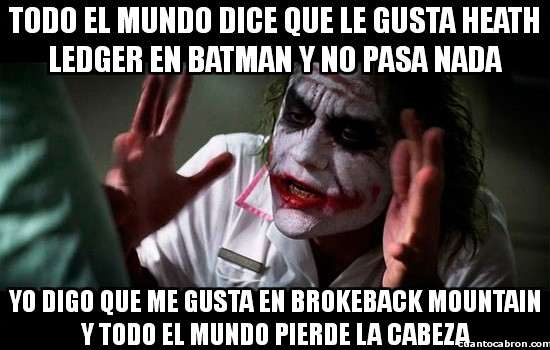 Joker - A todos nos gusta Heath Ledger en Batman, ¿pero en otras pelis qué?