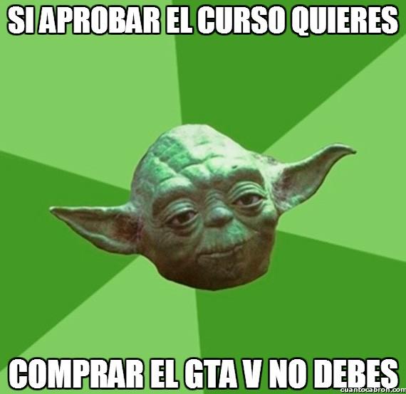 Consejos_yoda_da - ¡Tendríamos que haberme avisado antes, Yoda!
