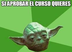 Enlace a ¡Tendríamos que haberme avisado antes, Yoda!
