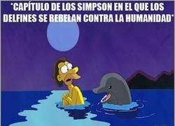 Enlace a El oráculo de Los Simpson ha vuelto a hablar