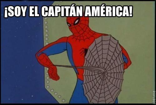 Spiderman60s - Así ya podrás entrar en Los Vengadores