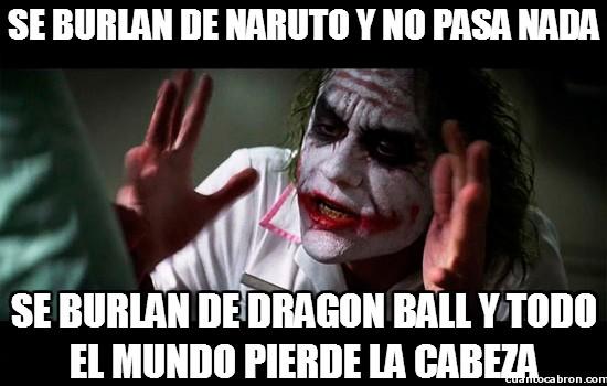 Joker - Porque Dragon Ball es sagrado
