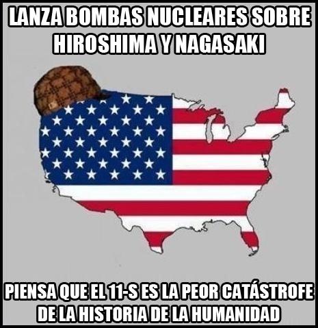 Meme_otros - La lógica de Estados Unidos