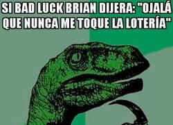 Enlace a El secreto de Brian para hacerse rico
