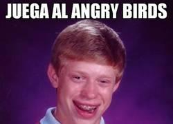 Enlace a El Angry Birds tampoco era buena opción