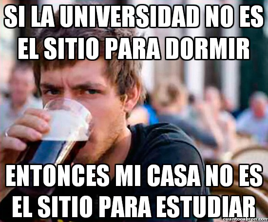 Universitario_experimentado - Creo que así es justo, ¿no?