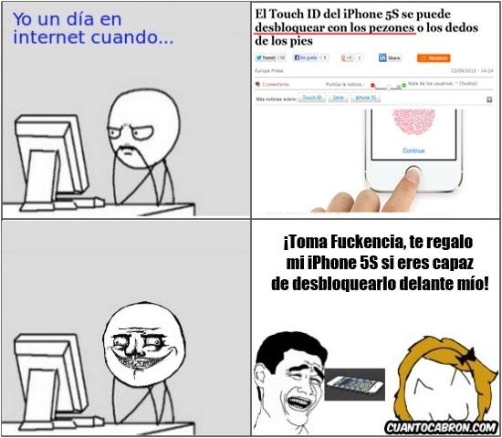 Me_gusta - iPhone con pezones