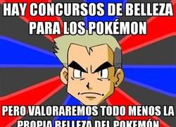 Enlace a Concursos de belleza Pokémon