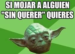 Enlace a Yoda también tiene su lado troll