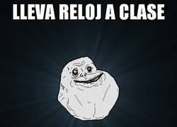 Enlace a Buen intento, Forever Alone