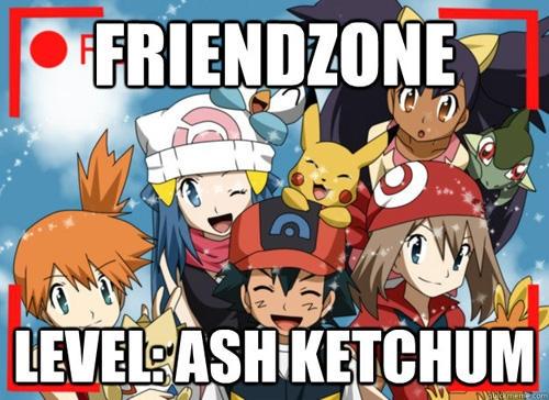 Meme_otros - Ash siempre a otro nivel