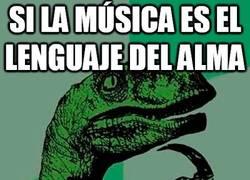 Enlace a La música es el lenguaje del alma
