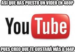 Enlace a Claro que sí, Youtube, tú pon lo que tú quieras y a mí que me den