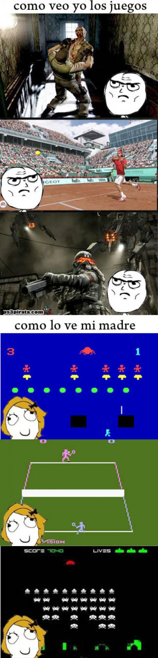 Friki - Los videojuegos