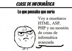 Enlace a Clases de Informática