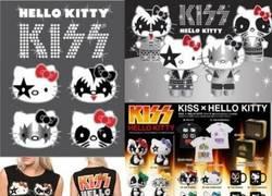 Enlace a Hello Kitty Kiss, el mundo ya ha perdido la dignidad