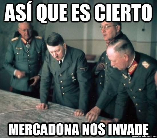 Meme_otros - La invasión ha empezado