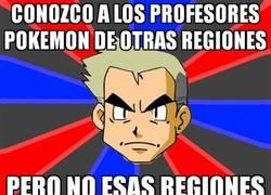 Enlace a Regiones que no conozco