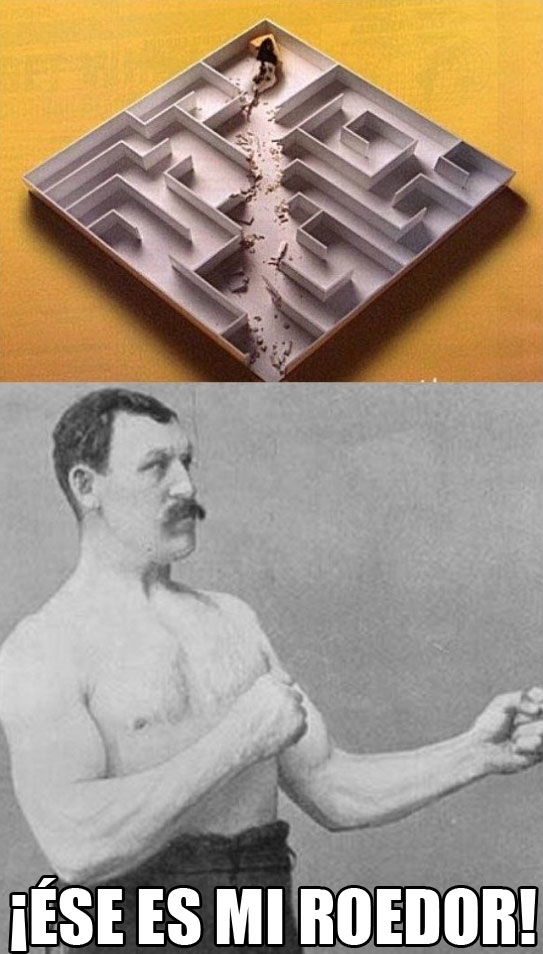 Overly_manly_man - Ratones muy poderosos