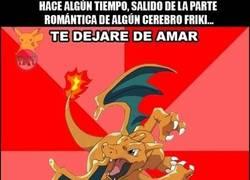 Enlace a Cuando Charizard sea tipo dragón...