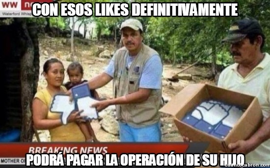 Meme_otros - Likes que salvan vidas
