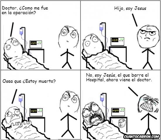 Mix - Jesús Troll en el hospital