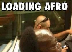 Enlace a El afro con un módem de 56K