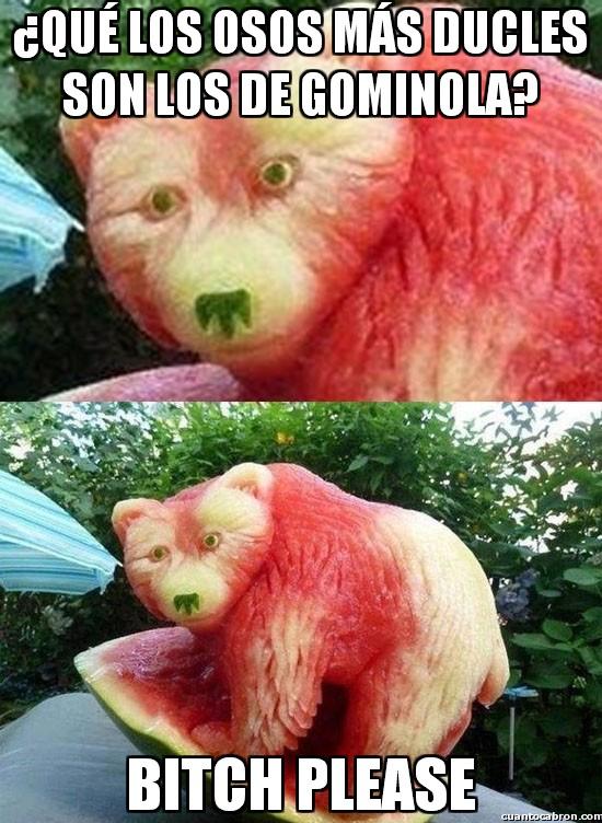 Meme_otros - Los osos más dulces