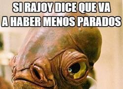 Enlace a De hecho, todo lo que dice Rajoy en sí es una trampa
