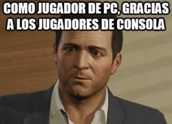 Enlace a Como jugador de PC...