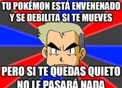 Enlace a El veneno del mundo Pokémon