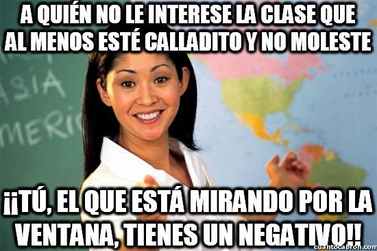 Profesora_cabrona - No hay quién entienda a algunos profesores