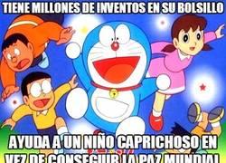 Enlace a La ocupación estúpida de Doraemon