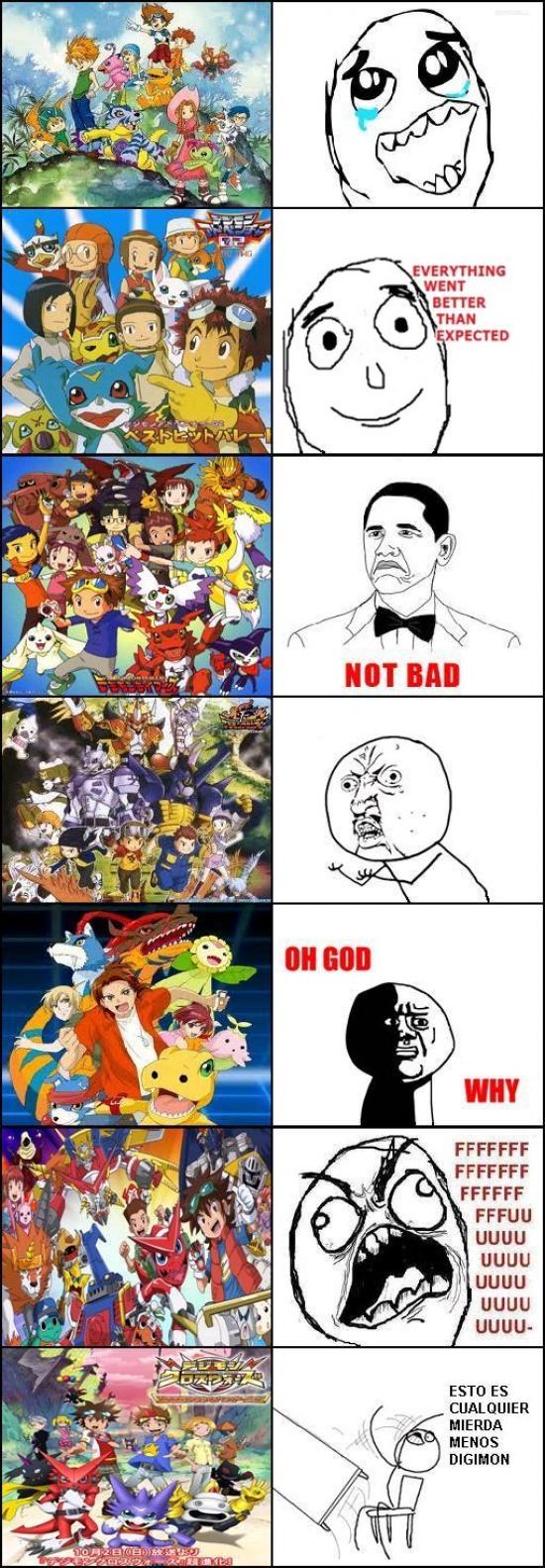 Oh_god_why - ¿Por qué se empeñan en destrozar las series de mi infancia?