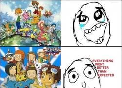 Enlace a ¿Por qué se empeñan en destrozar las series de mi infancia?