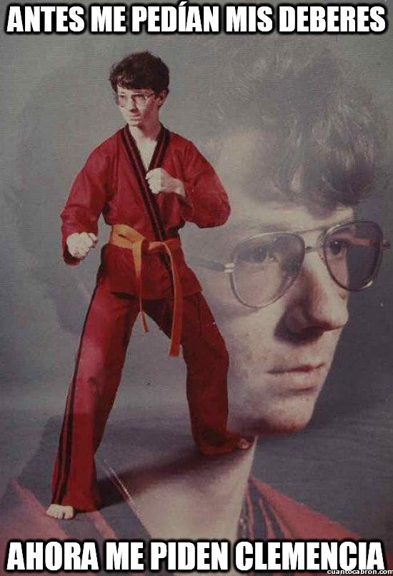 Karate_kyle - No le pidas nada a Kyle