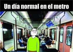 Enlace a Un día en el metro que jamás olvidaré