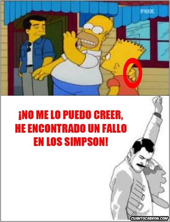 Freddie_mercury - Los Simpson no son perfectos