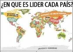 Enlace a ¿En que es líder cada país?