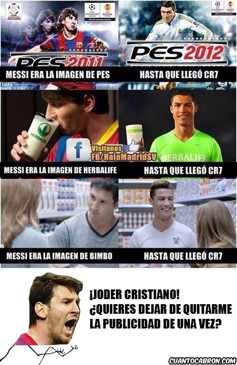 Y_u_no - Cristiano Ronaldo y su manía de quitar publicidades