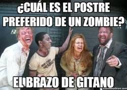 Enlace a ¿Cuál es el postre preferido de un zombie?