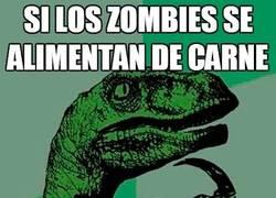 Enlace a Una duda sobre zombies