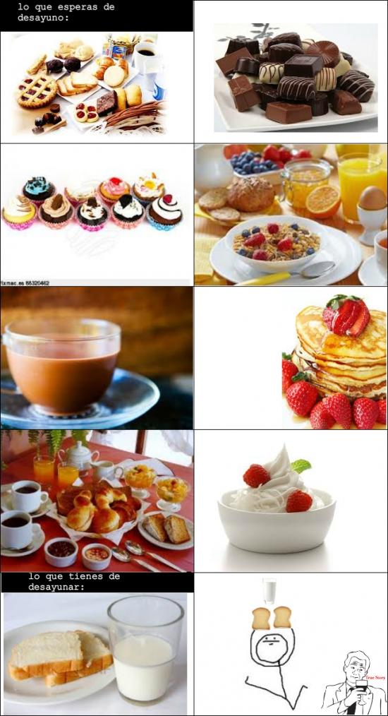 Its_something - El drama de los desayunos