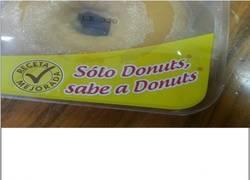 Enlace a Nuevo sabor de donuts