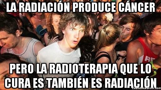 cancer,curar,producir,radiacion,radioterapia