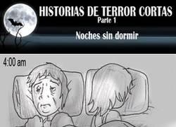 Enlace a Historia de terror corta